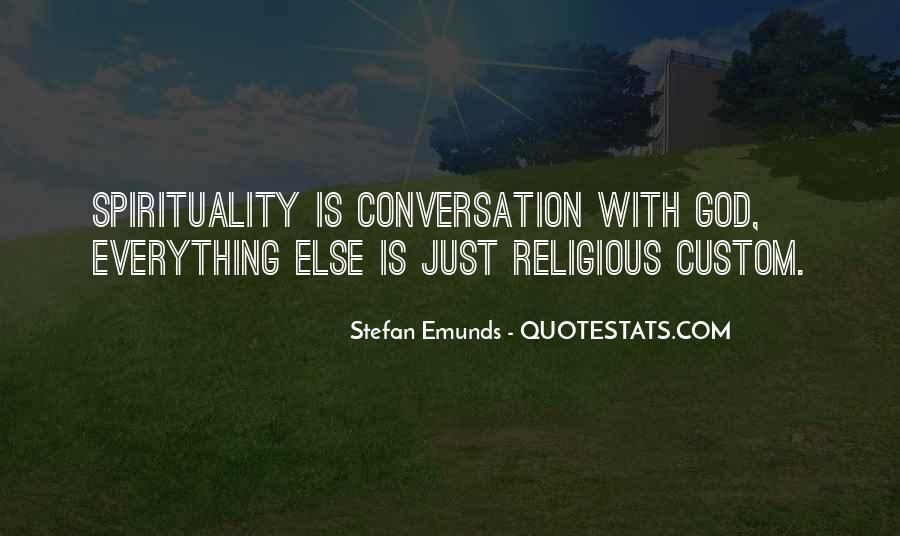 God Conversation Quotes #618127