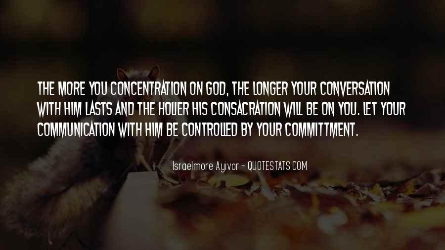 God Conversation Quotes #647685