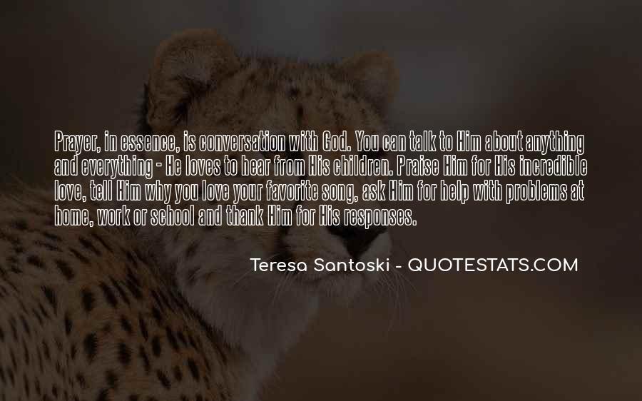 God Conversation Quotes #648477