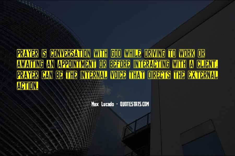 God Conversation Quotes #696818