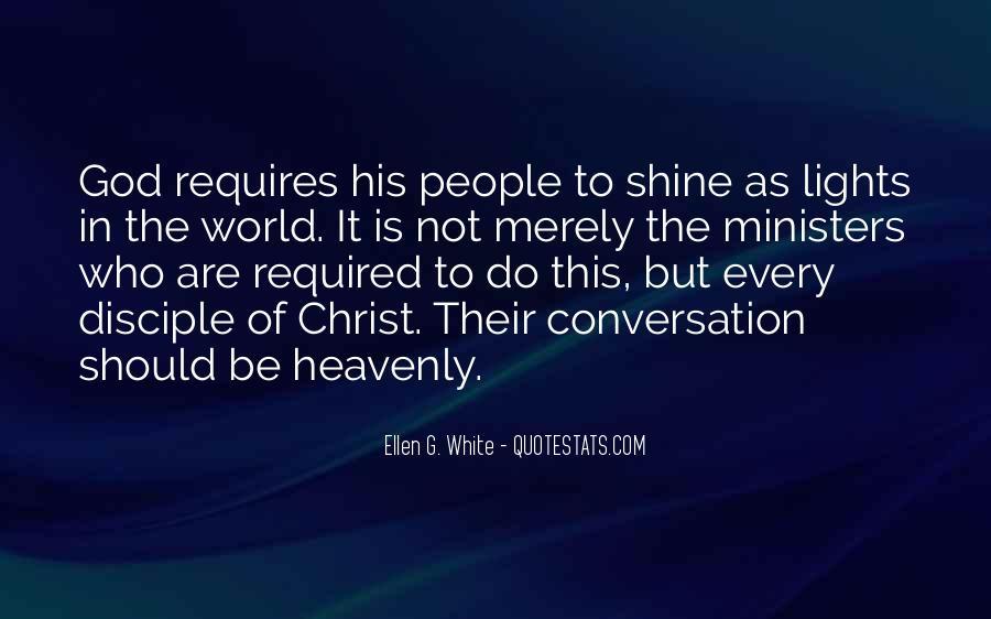 God Conversation Quotes #704389