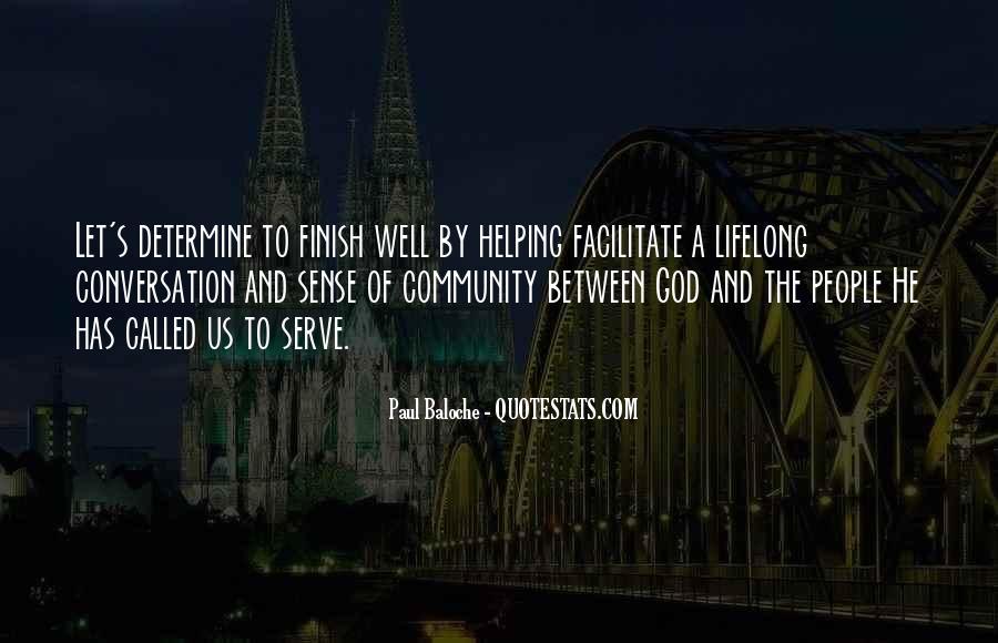 God Conversation Quotes #740955
