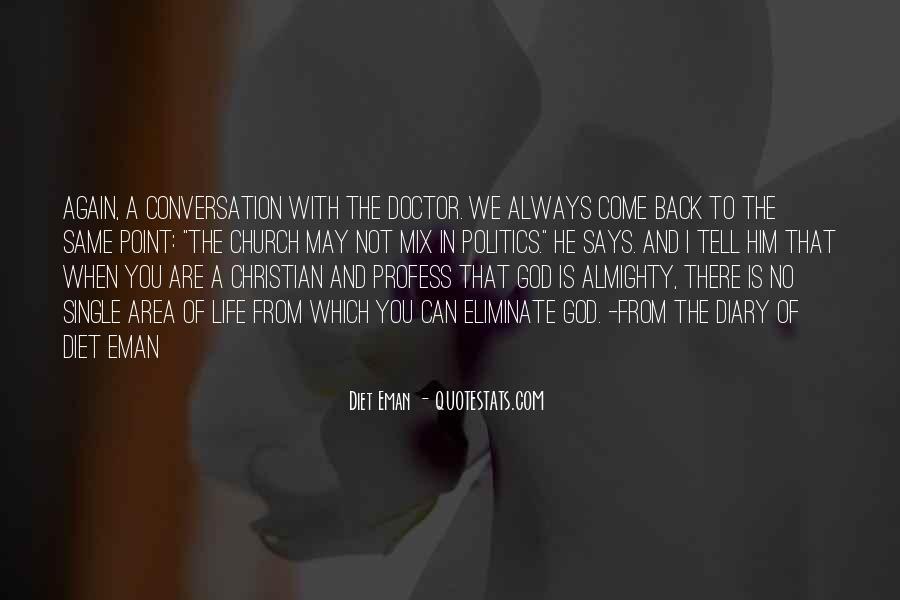 God Conversation Quotes #770775