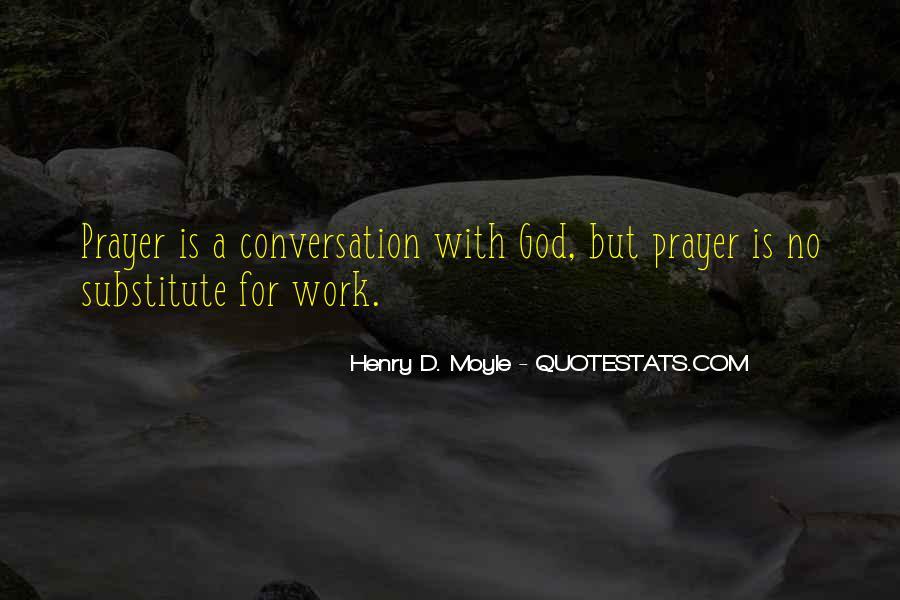 God Conversation Quotes #824474