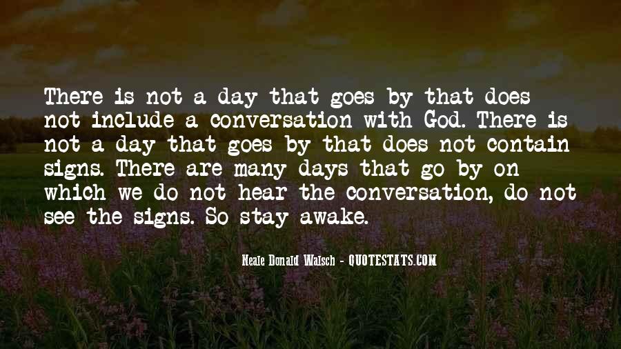 God Conversation Quotes #875307