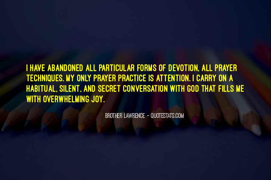 God Conversation Quotes #878082