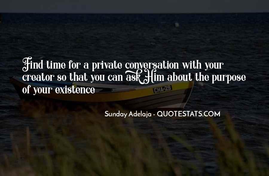 God Conversation Quotes #916207