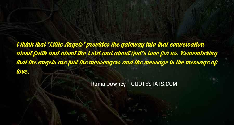 God Conversation Quotes #928862