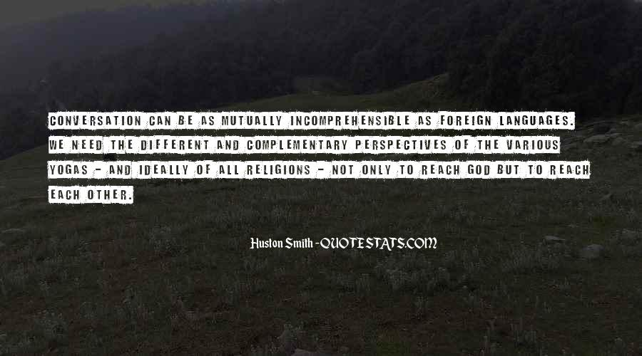 God Conversation Quotes #953581