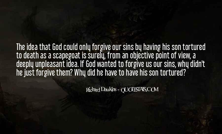 God Forgive My Sins Quotes #1743527
