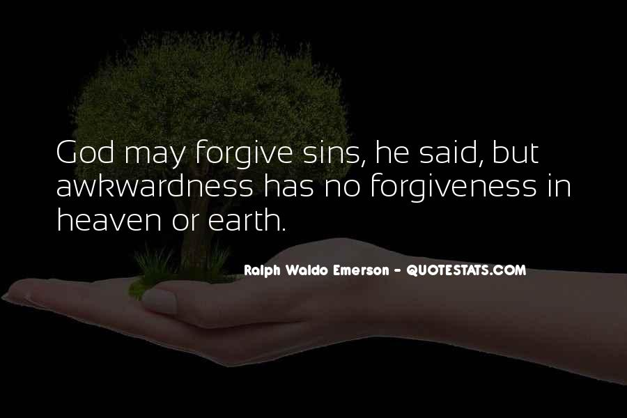 God Forgive My Sins Quotes #795581