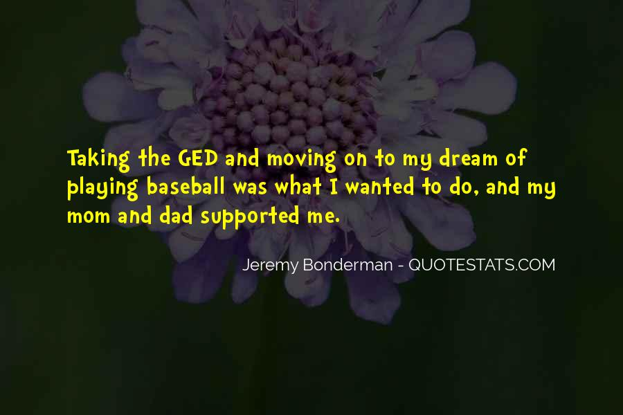 Quotes About Ged #1580923