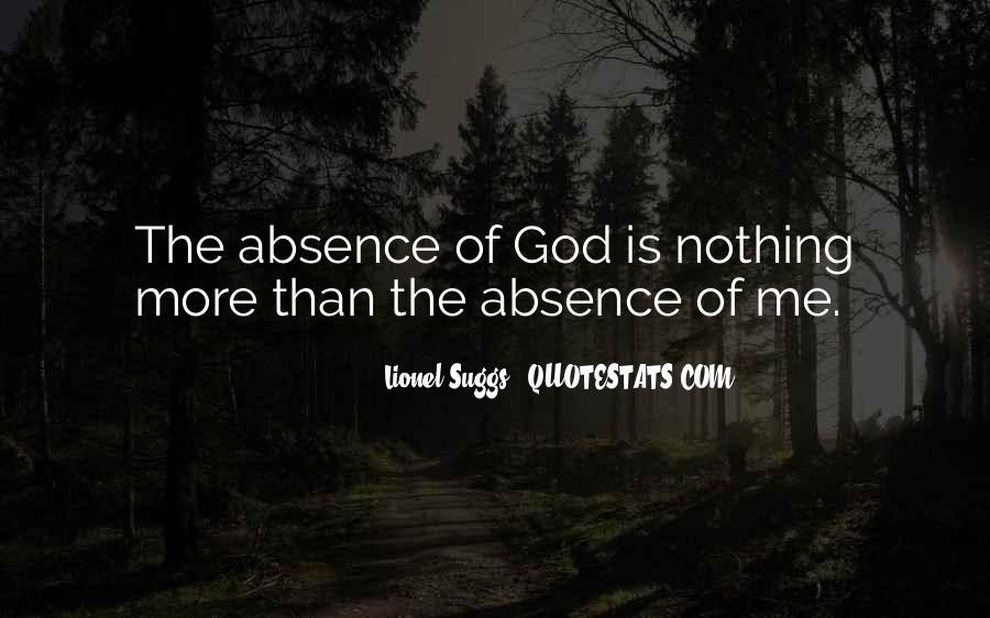 God God Quotes #1036