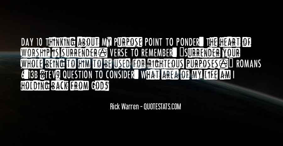God God Quotes #1714