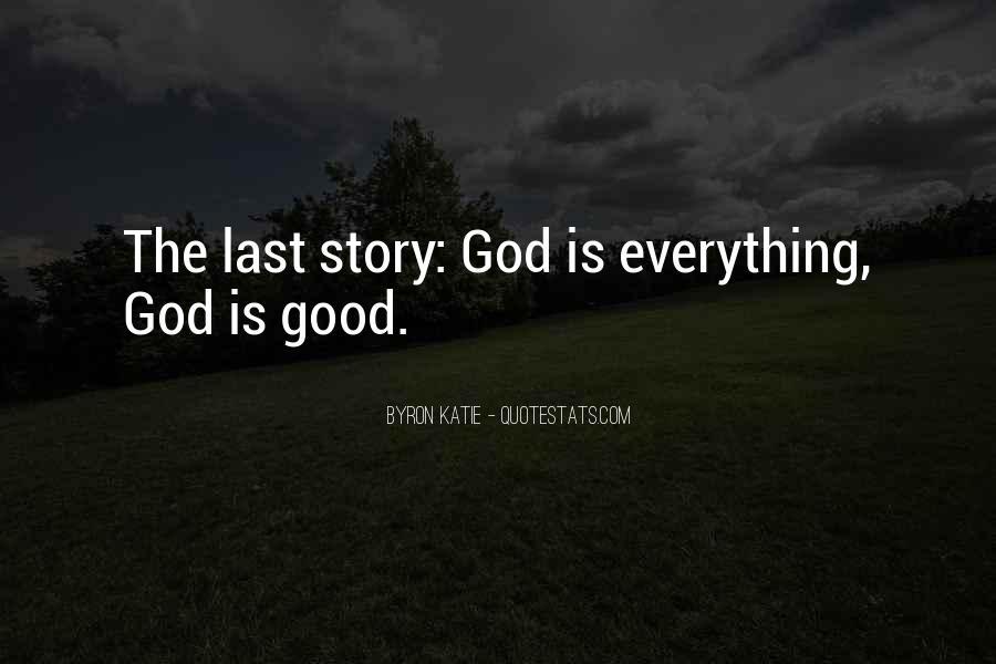 God God Quotes #2052