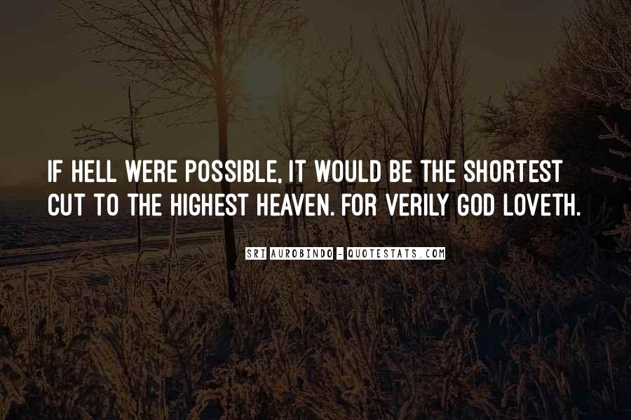 God God Quotes #2380