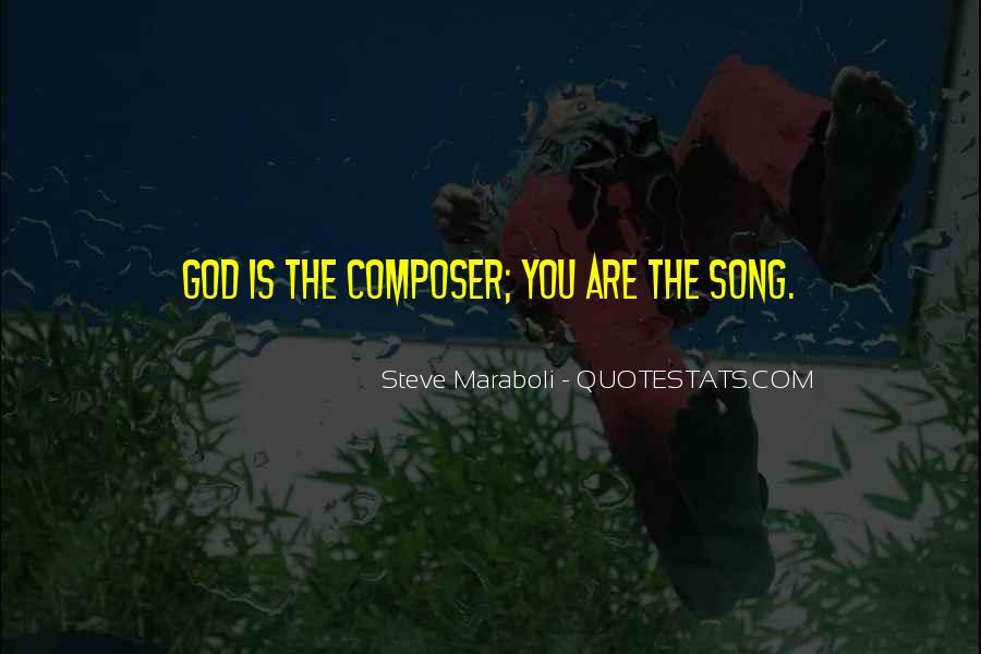God God Quotes #523