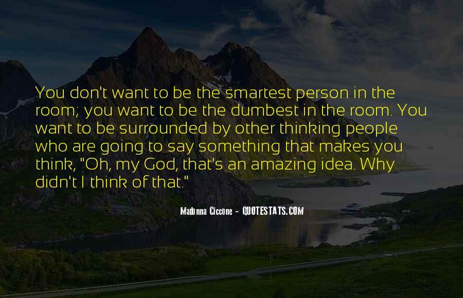 God God Quotes #679