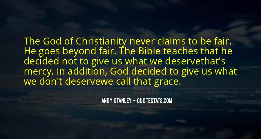 Top 47 God Grace Bible Quotes: Famous Quotes & Sayings About ...