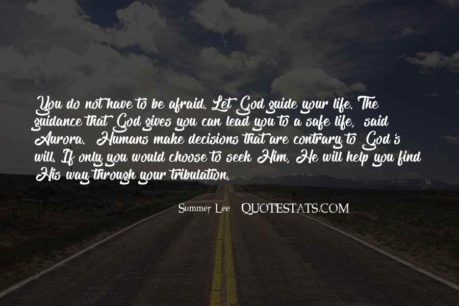 top god guide you quotes famous quotes sayings about god