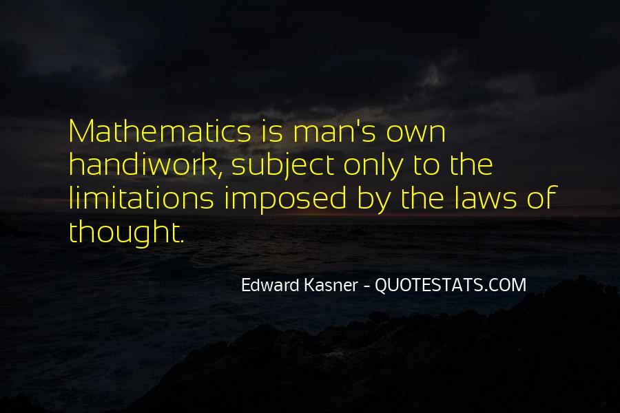 God Handiwork Quotes #1082894