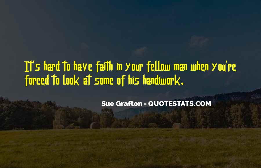 God Handiwork Quotes #1619690