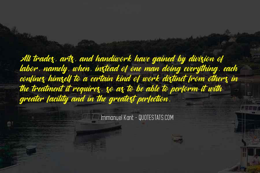 God Handiwork Quotes #1632970