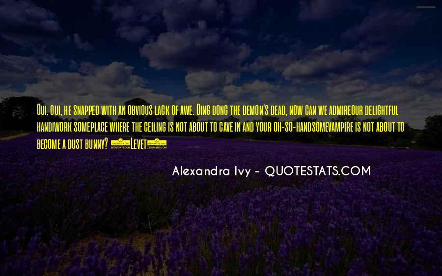 God Handiwork Quotes #1785790