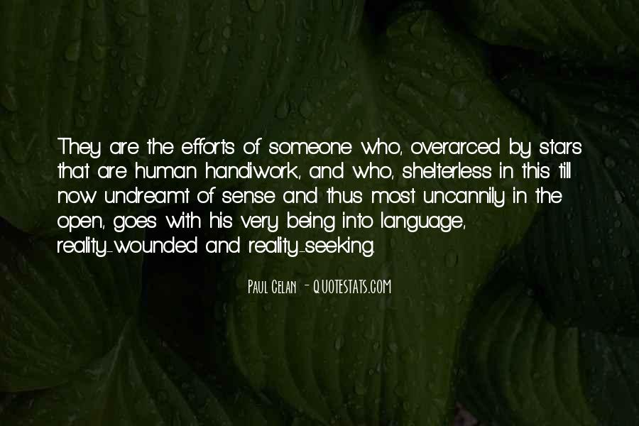 God Handiwork Quotes #300779