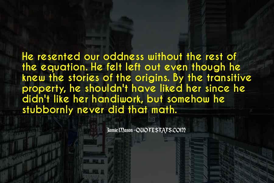 God Handiwork Quotes #364940