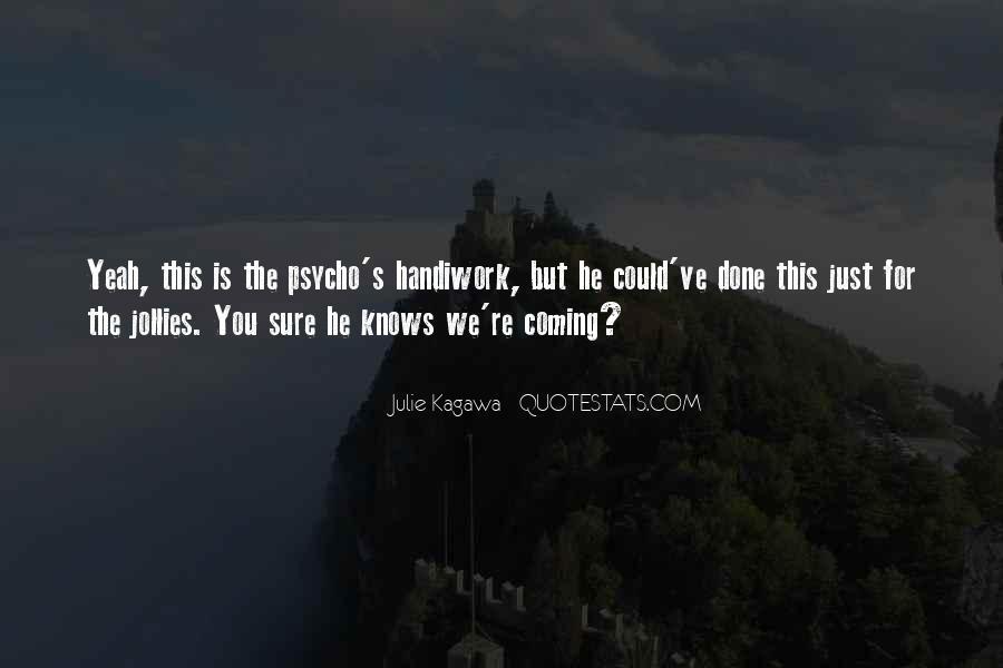 God Handiwork Quotes #387051
