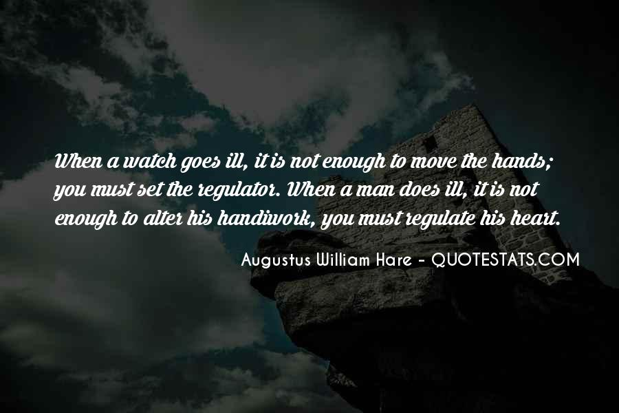 God Handiwork Quotes #470183