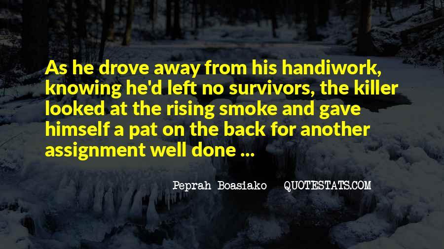 God Handiwork Quotes #649070