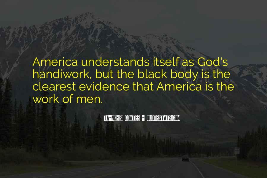 God Handiwork Quotes #690248