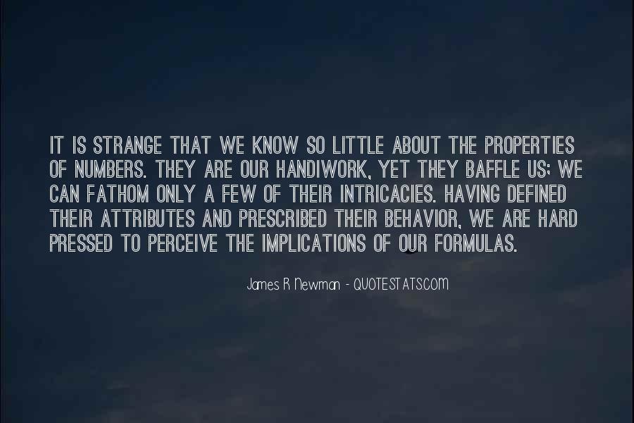 God Handiwork Quotes #870413