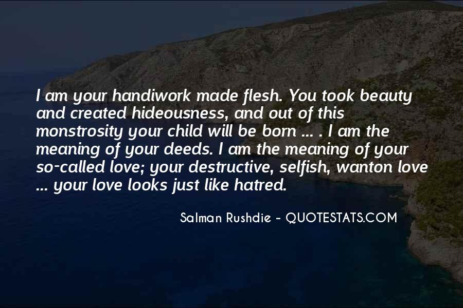God Handiwork Quotes #902403