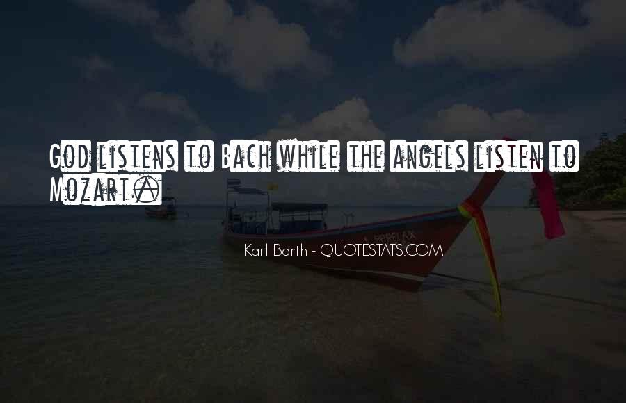 God Has An Angel Quotes #114157