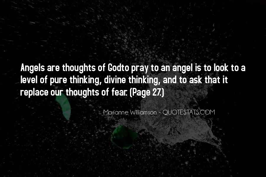 God Has An Angel Quotes #187797