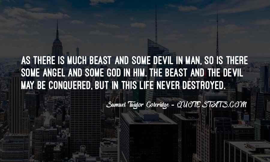 God Has An Angel Quotes #213417