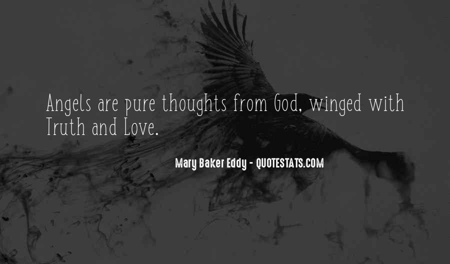 God Has An Angel Quotes #68451