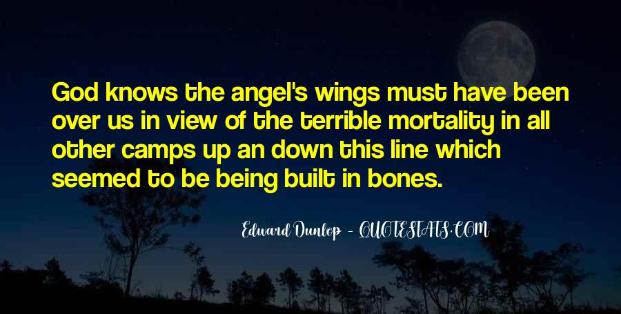 God Has An Angel Quotes #74806
