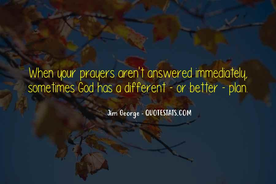 Top 30 God Has Better Plan For Me Quotes: Famous Quotes ...