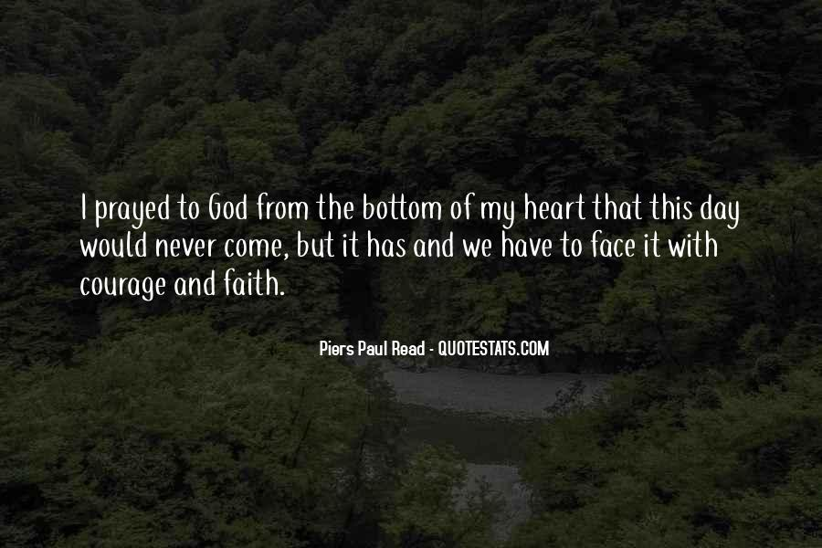 God Has My Heart Quotes #410893