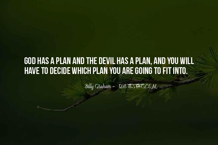 Top 68 God Has Plan For Me Quotes: Famous Quotes & Sayings ...