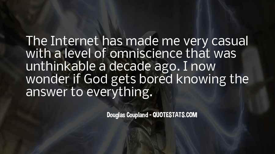 God Has The Answer Quotes #408757