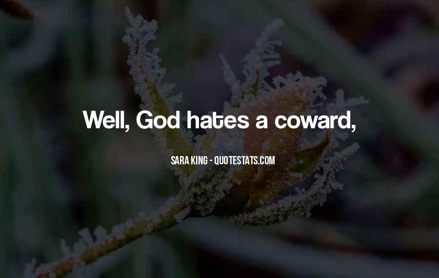 God Hates Us Quotes #13117