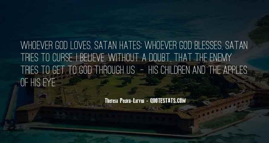 God Hates Us Quotes #1722547