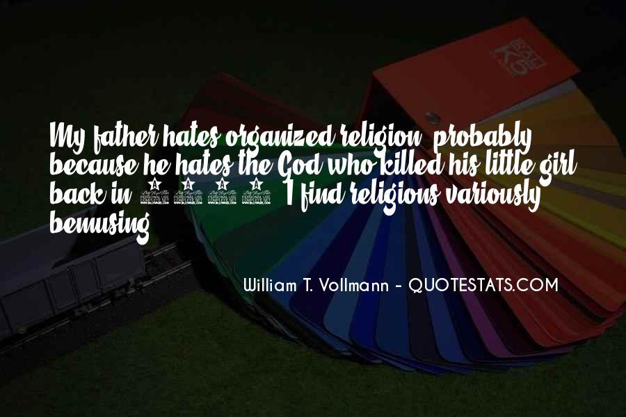 God Hates Us Quotes #188849