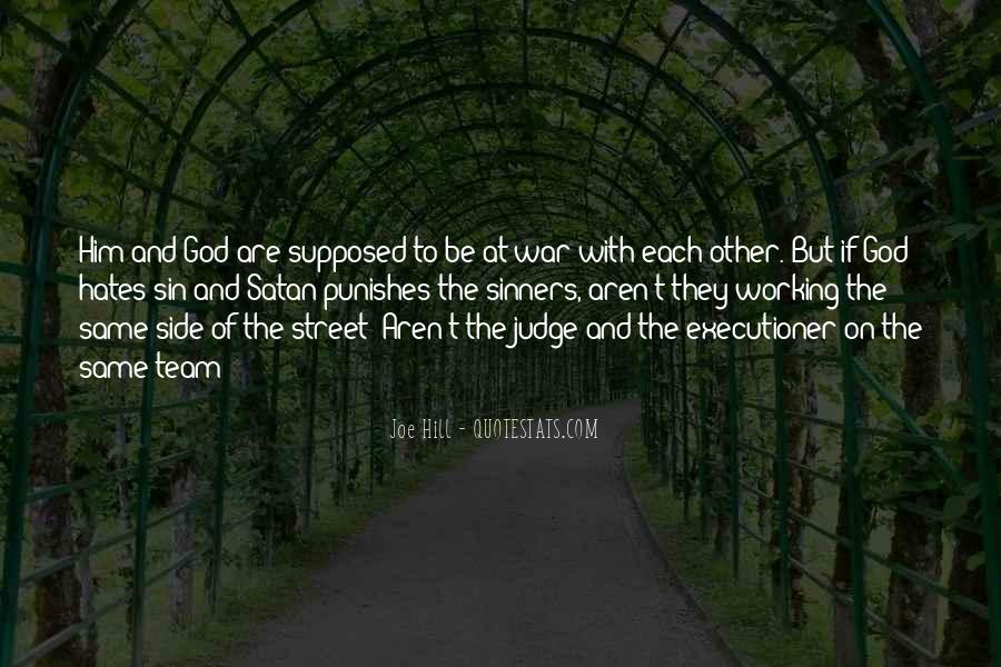 God Hates Us Quotes #23011