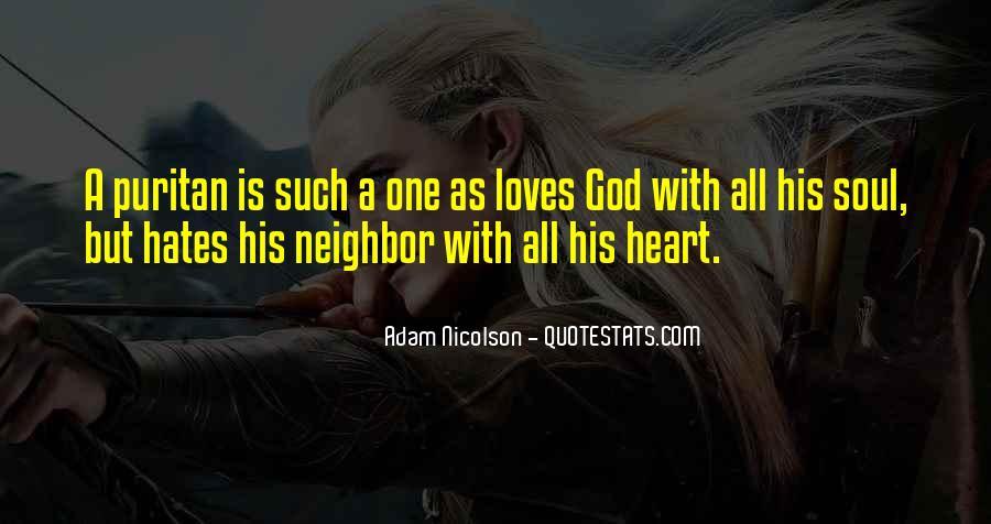 God Hates Us Quotes #268700